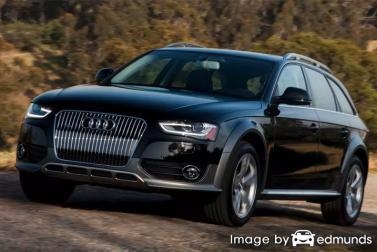 Insurance rates Audi Allroad in Los Angeles