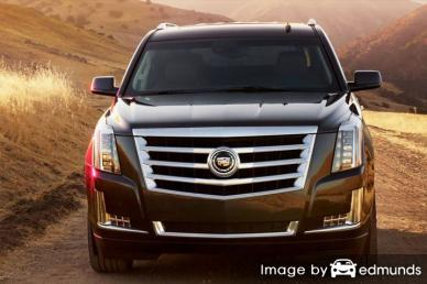 Insurance for Cadillac Escalade