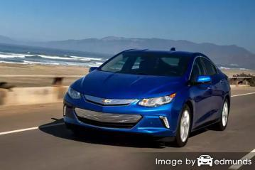 Discount Chevy Volt insurance