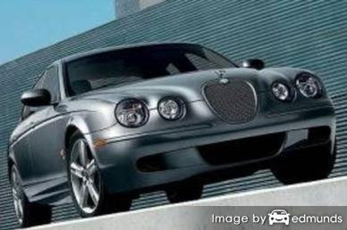 Insurance rates Jaguar S-Type in Los Angeles