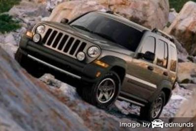 Discount Jeep Liberty insurance