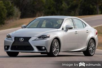Insurance for Lexus IS 250