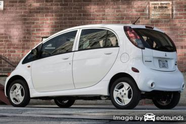 Insurance quote for Mitsubishi i-MiEV in Los Angeles